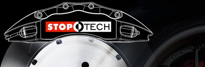 StopTech Performance Braking Systems – Brake Late, Finish First.