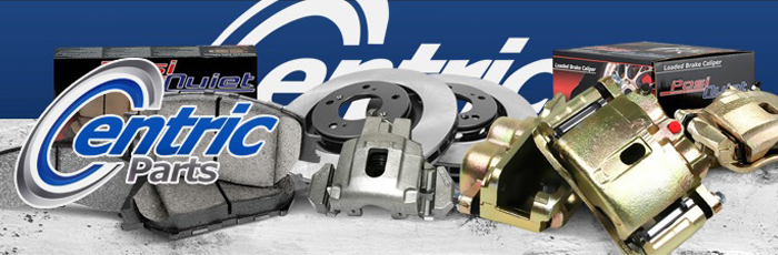 Centric Brake Parts – Combining quality and value